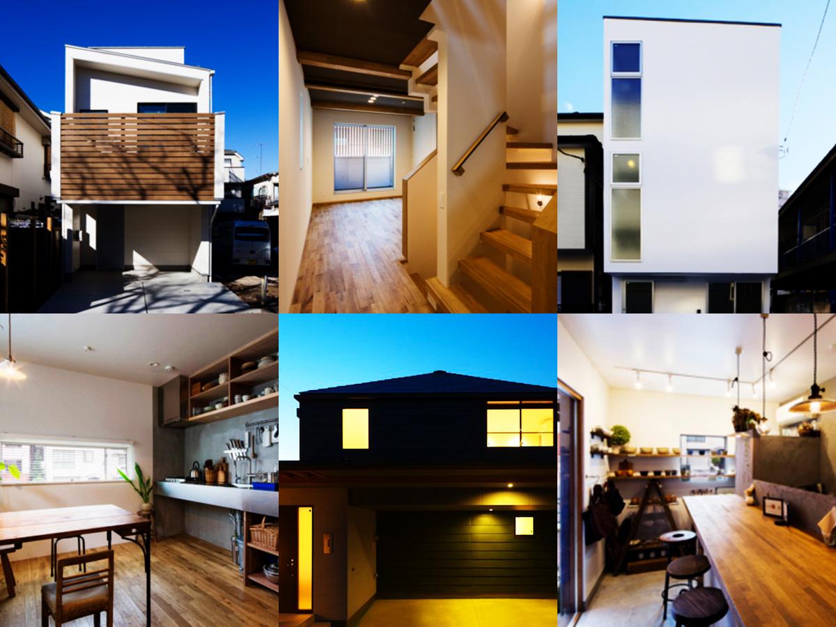 ホープスのデザイナーズハウス